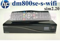 DM800SE V2 Satellite tv Receiver wifi 1GB Flash 521MB RAM DM800hd se bcm4505 tuner HbbTV and Web browser with sim2.2 v2
