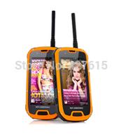 PTT S09 MTK6589 Android 4.2 Smartphone IP68 Dustproof Shockproof Waterproof Dual SIM Russian cell phones original mobile phone