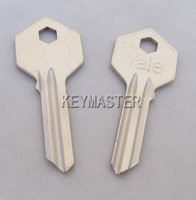 A508 Iron Material Yale Blank Key For House Door Right Groove Keys