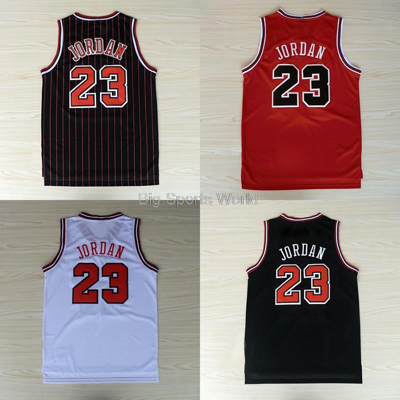 Michael Jordan Youth Jersey Chicago #23 Kids Basketball Jersey , White, Black, Red Kids Shirt Free Shipping(China (Mainland))