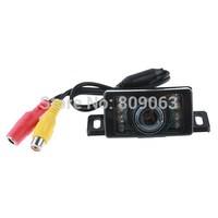 E350 Car Rear View Camera Reverse Backup Camera with 7 LED Waterproof Color CMOS Camera