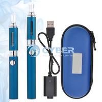 New E-Shisha Electronic Cigarette Vaporizer EGO Atomizer 650mAh/900mAh With Battery Zipper Packing Free Shipping #12 SV005627