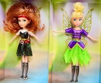 2pcs/lot Tinker Bell  FAIRIES 23cm  FAIRIES doll