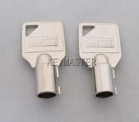 7.8mm Tubular Blank Key For Plum Blossom Keys