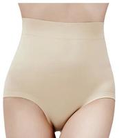 2014 new high quality seamless hot pants warm stretch abdomen abdominal circumference waist hip briefs 2013