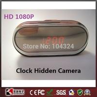 HD 1080P Clock Hidden Camera DVR