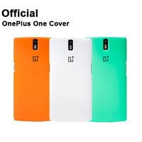 100% Original Genuine Oneplus One Plus One Phone Case PC Cover For Oneplus One 1+ A0001 With Retail Box