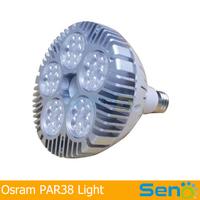 45W Osram PAR38 led light E27 AC85-265V led spot light good for diamond and jewelry shop cool white/pure white/warm white