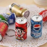 Best Seller Novelty Creative Stationery Retractable Ballpoint Bottles Cans Ballpoint Pen School Supplies Free Shipping 50pcs/lot