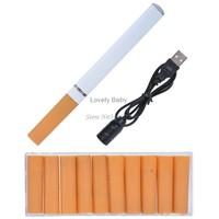 New Hot Sale Mini V9 Health Electronic Cigarette eGo With Blister Kits USB Rechargeable Environmental E cigarette b7 SV005749
