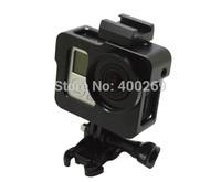 Dog Aluminium Alloy Housing Shell Matel Protective Case for GoPro Hero 3 / Hero 3+ accessories GP164