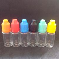 Wholesale 2500pcs PET 5ML Plastic Dropper Bottles,Empty Needle Bottles With Childproof Cap Long Thin Tip Eye Dropper Bottles