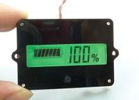 LCD Indicator Battery capacity Tester for 12V 24V 36V 48V Lead-acid Lithium Cell