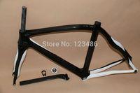 2014 new arrive OEM logo full carbon bike road frame racing  frameset with fork+seatpost+frame+headset  FREE SHIPPING