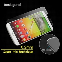 Screen Protector For Lg Optimus G2 D802 Tempered Glass Screen Protector Clear Film Ultra Thin Lcd Guard Anti-Bubble Shield