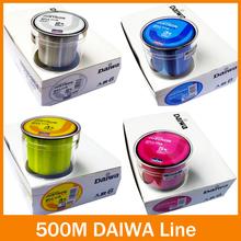 Hot vender grátis frete linha de pesca 500 m monofilamento Strong qualidade Nylon linha de pesca 8LB 10LB 12LB 20LB 16LB 25LB(China (Mainland))