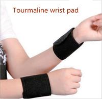 Nano far infrared magnetic self-heating wrist Support Tourmaline wrist pad