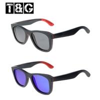 Black Rossi Skate Board Wood Sunglasses Men Polarized Female High Fashion Designer Brands 2014 New Women Oculos Sol Masculino