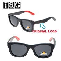 Cool Vintage Black Rossi Wood Sunglasses Women Glasses Fashion Summer Polarized Sunglasses Men Oculos Femininos De Madeira