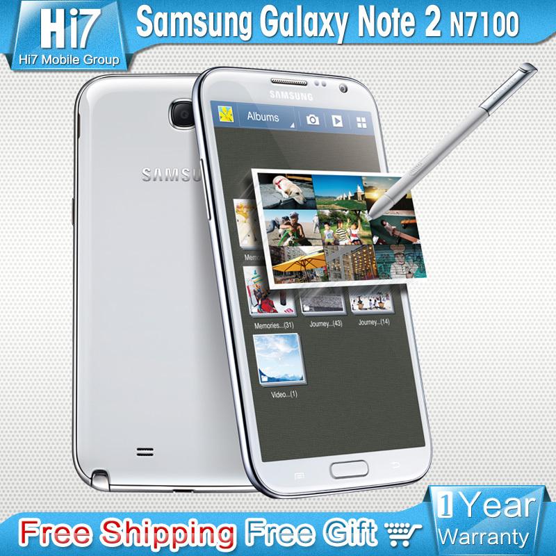 Aliexpress.com : Buy oringnal samsung galaxy ii nota n7100 teléfono