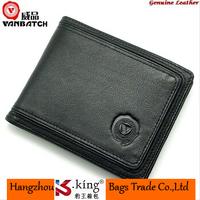 B.king 2014 New Luxury Brand Men Wallets Short Genuine Leather Desigual Wallet , High Quality Carteras Masculina Billetera