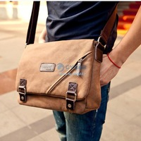 2014 men High quality multifunction casual bolsa masculina crossbody canvas bags men shoulder bags men messenger bag #7 SV002519