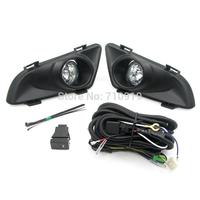 Tirol T15597b Fog Light Lamp kit OEM Replacement for Mazda6 2003-2005 Pickup Truck Smoke Front Bumper Lamps Pair