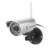 Sricam AP003 IR Bullet Wireless Outdoor Camera P2P IP Camera Wifi Waterproof Outdoor Camera Silver