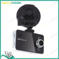 "By DHL 20Pcs/Lot Car Dvr 1920*1080P 2.7"" HD Screen+ 25FPS+Night Vision+120 Wide Angle Lens Car Camera Video Recorder K6000"
