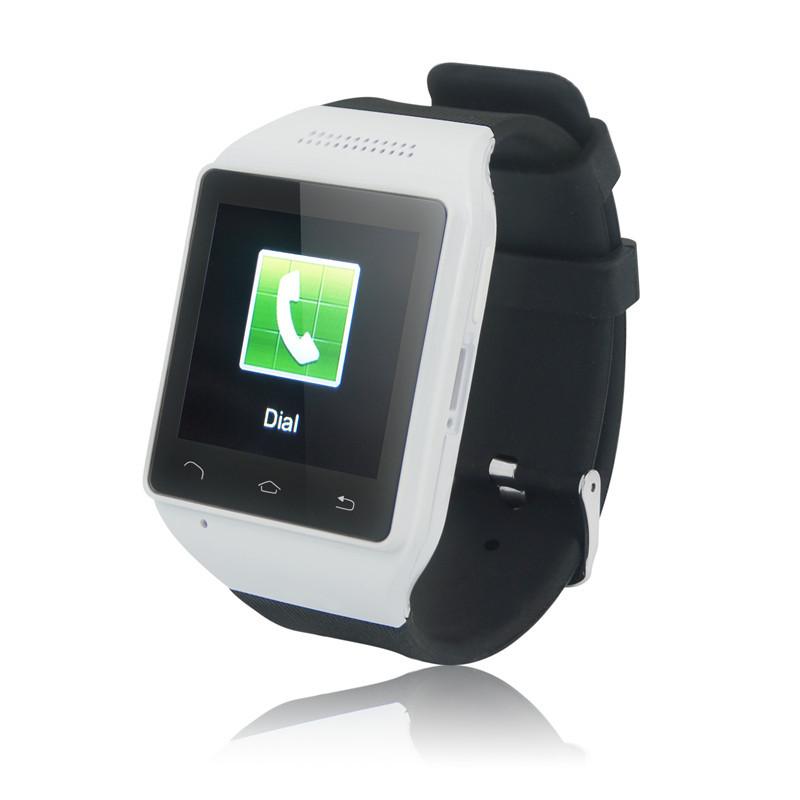 "Smart Watch Phone S18 Bluetooth WristWatch Unlocked Mobile GSM Quad Band 1.5"" Touch Screen Multi Language FM MP3 New 2014 Luxury(China (Mainland))"