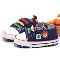 Retail ! 2014 spring & autumn Baby shoes! infant toddler fashion colorful cotton prewalker LittleSpring GLZ-X0050