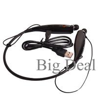 Waterproof Neckband Stereo Headset Wireless Bluetooth Earphone HV-800/HB-800 Headphone Microphone For Cellphone Tablet
