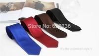 New Hot Fashion Leisure Neckwear Slim Narrow Arrow Necktie Skinny Men Tie 22Colors Free Shipping  50pcs/lot
