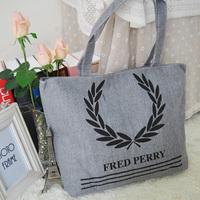 2014 women's bag canvas bag female one shoulder vintage portable female bag cloth female bags FP
