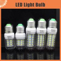 G9\E27\E14 9w 10w 12w 15w 20w 5730 led lamps light 220V 110V Corn Bulb 5730SMD SpotLight Candle crystal chandelier home lighting