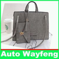 2014 fashion Women's  Shoulder bag  Ladies new messenger bags  Cross Body Bag PU handbags 4 colors  free shipping B49