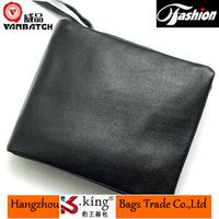 B.King 2014 New Luxury Brand Vanbatch 100% Genuine Leather Desigual Men Wallets With Zipper Pocket , Unique Carteira Masculina