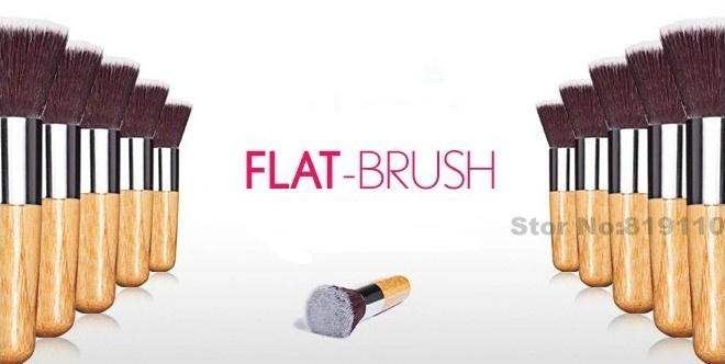 Brushes Liquid Foundation