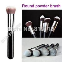 Good Quality Kabuki Makeup Brush Round Powder Make up Brush Professional Blending Makeup Brushes Set  Facial Care Cosmetic Tool