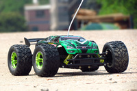 New 4WD electric rc remote control car toys rc car high speed Radio control Rc Monster truck with 1600mah battery  Ready to Run