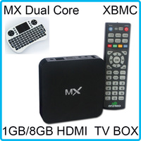 Free Shipping 1pc M8 XBMC Android 4.2 3D Dual Core TV Box Original 1G RAM 8G ROM WiFi XBMC Fully Loaded Google TV Box HDMI