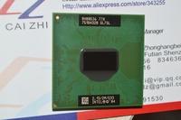 Free Shipping Intel PM770 CPU notebook Pentium M Processor 770 2M Cache, 2.13 GHz, 533 MHz Intel PM 770 CPU PPGA478