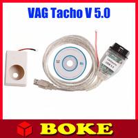 New 2015 Vag Tacho USB Version V 5.0 VAG Tacho For NEC MCU 24C32 or 24C64 2015 Professional ECU Chip Tuning Tool