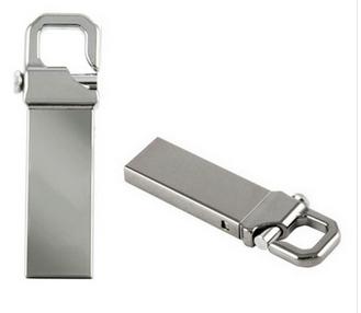 SALE Hot 64GB USB Flash Drive Pen Drive Metal Keychain Pendrive Memory Stick Drives Free Shipping(China (Mainland))