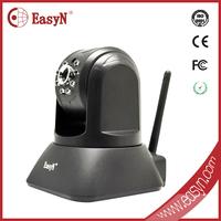 Indoor 720P HD ip camera H.264 Plug&play Pan&tilt Wirelss Wifi IP/network Camera Megapixel 1280 x 720p Night Vision Easy use