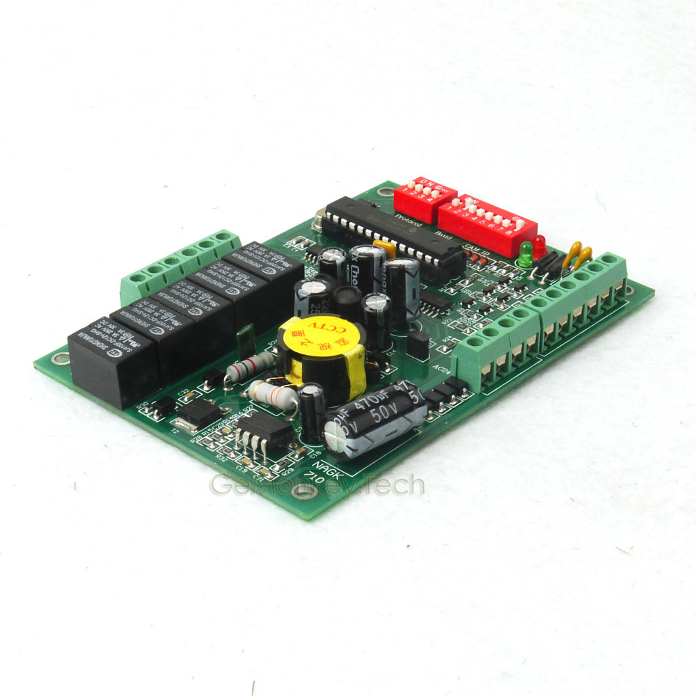 Universal Indoor RS485 Decoder Board For CCTV PTZ Camera System For LELIN,KALATEL etc(China (Mainland))