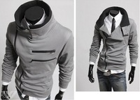 Free Shipping 2014  Cheap High Quality Han edition of fashion Men's Clothes Assassins Creed Hoodie