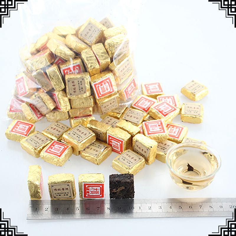 Flavor pu er pu erh tea mini yunnan puer tea chinese tea pu erh tea