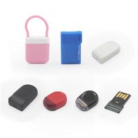 Free shipping Retail wholesale 2GB 4GB 8GB 16GB 32GB Waterproof Super Mini tiny USB 2.0 Flash Drive pen drive memory stick UD757