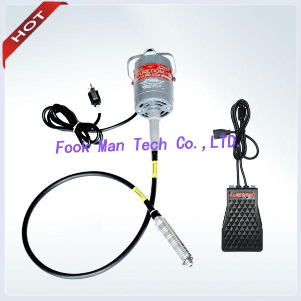 Hot sale Foredom cc30 grinder,Foredom flex shaft machine,dental lab motor(China (Mainland))